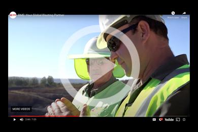 VIDEO: BME – your global blasting partner