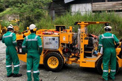 Antioquia Gold invests in new Resemin narrow vein underground fleet at Cisneros mine in Colombia