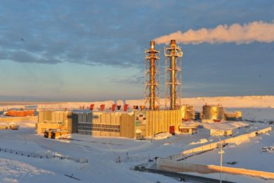 ALROSA deploys automated wireless tailings monitoring at its Aikhal Division