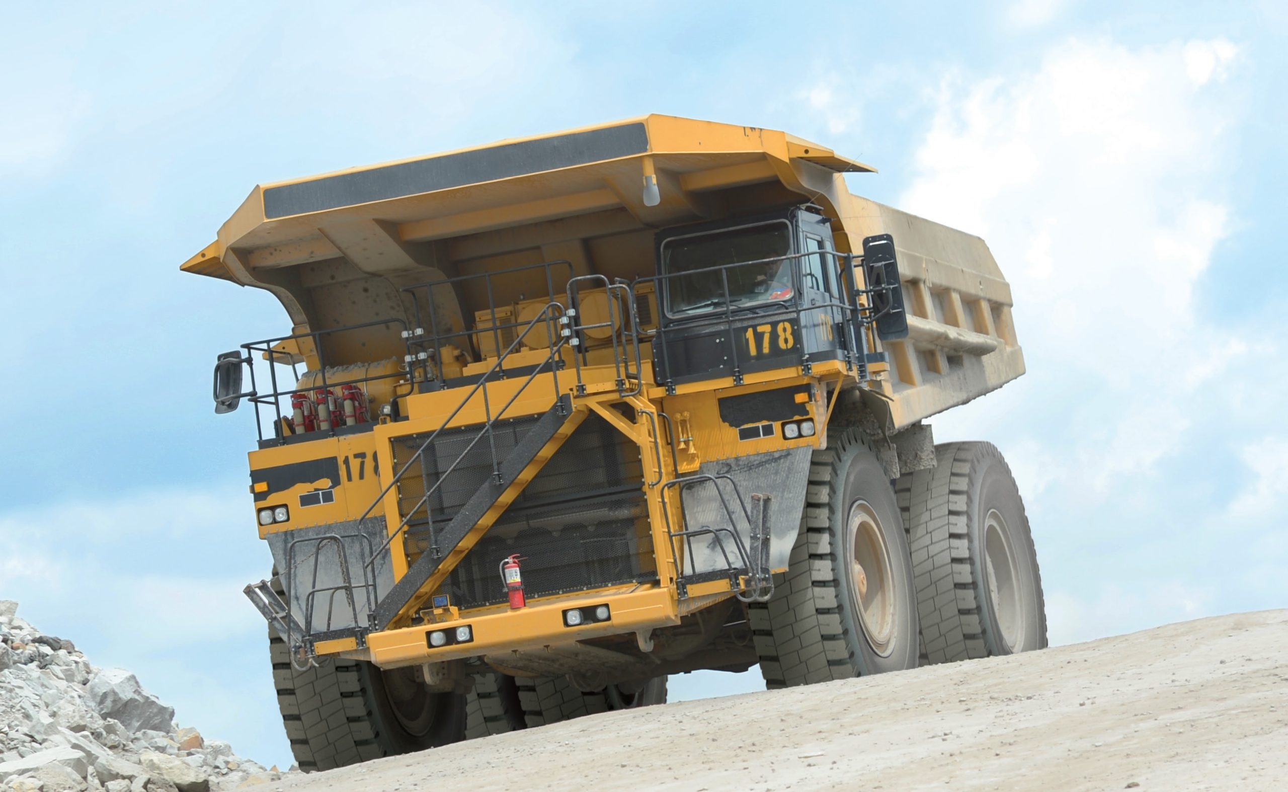 Goodyear launches new OTR tyre for long haul mining fleets - International  Mining