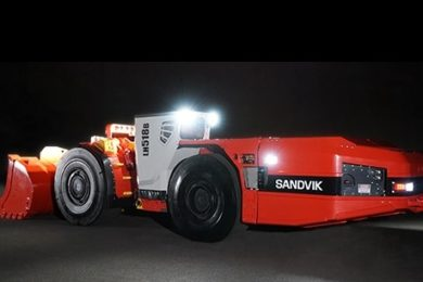 Kirkland Lake Gold to trial battery-powered Sandvik LH518B at Fosterville
