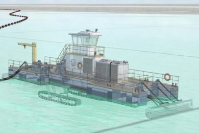 Royal IHC to deliver automated wet harvesting equipment to Mackay potash project
