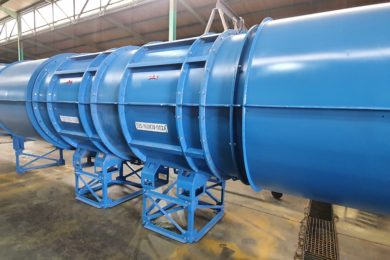 TLT-Turbo customised ventilation solution hits the spot at South Africa mine