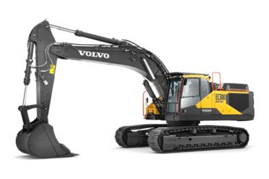 Volvo CE launches new Heavy Duty excavator range in China to meet market demand