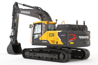 Volvo CE highlights electric & autonomous mining & quarrying solutions at Bauma China