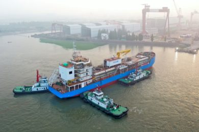 Shell to supply BHP's LNG-fuelled Newcastlemax bulk carriers