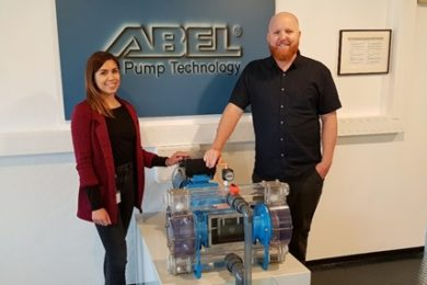 ABEL pumped up by IndustriTech partnership in Australia