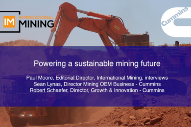 Powering a sustainable mining future