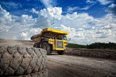 Nitrogen tyres and oxygen generators bring safety and sustainability to mines