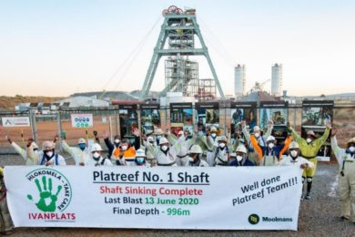 Ivanplats eyes Platreef project fast track following Shaft 1 sinking work