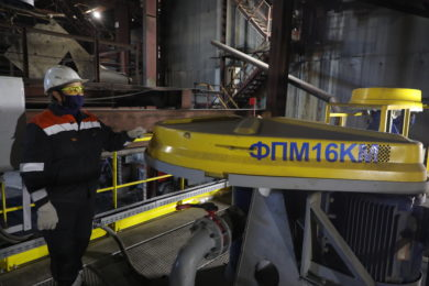 Kazchrome achieves chrome tailings flotation breakthrough