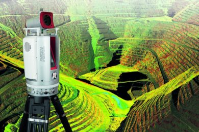 New RIEGL laser scanner apps to speed up mining decision-making process