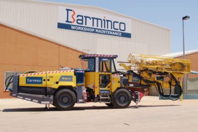 Barminco to debut Epiroc Diamec Smart 6M in the Goldfields of Western Australia