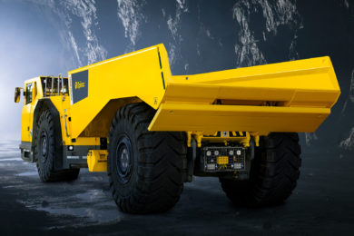 LKAB acquires Epiroc battery truck & loader for Kiruna & Konsuln along with the Batteries as a Service support solution