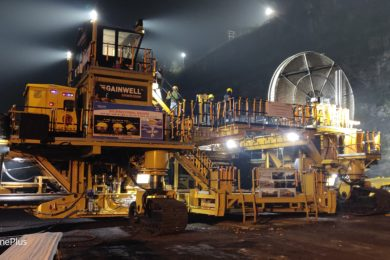 Highwall mining hitting new highs in India as Gainwell soon to complete its third machine