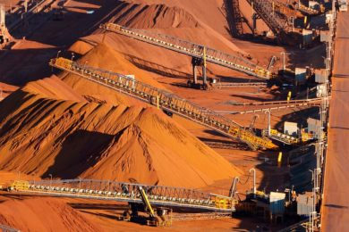 RCR and Primero Group to deliver crushing and conveying system for Fortescue