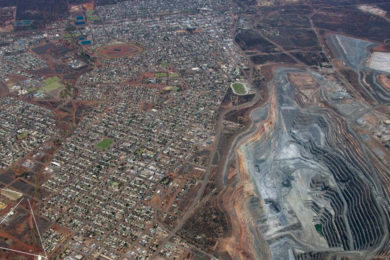 Kalgoorlie's Super Pit ownership unification almost done as Saracen shareholders give OK to merger with Northern Star