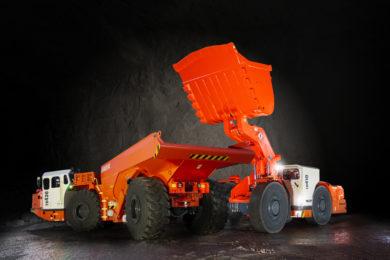 Sandvik releases 'totally new' Toro LH410 underground loader
