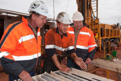 Peel Mining's South Cobar preliminary flowsheet to factor in ore sorting