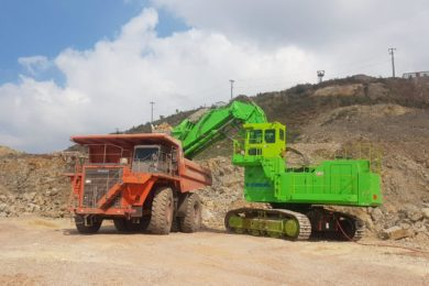 Turkey's Nuh Cement innovates to go green by retrofitting its mining shovel fleet to electric