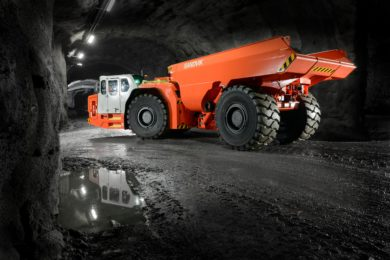 Sandvik Mining reports record total order intake in Q4 2020, up 15% year on year