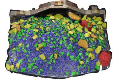 LKAB trialling 3GSM's 3D fragmentation analysis technology underground