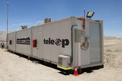 HARD-LINE looks back at Codelco TeleOp mining fleet at Mina Sur