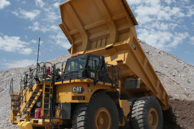ioneer signs MoU with Caterpillar to introduce autonomous haulage at Rhyolite Ridge