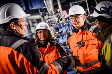 Metso Outotec establishes new training program for field service technicians