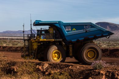 Rio Tinto says preferred future for surface fleets is full battery electric