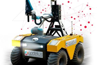 Chile's mining teleremote & robotics specialist SK Godelius opens new office at NORCAT in Sudbury