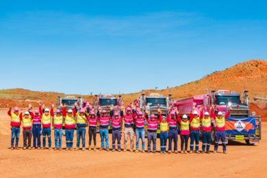 First Sanjiv Ridge iron ore shipment on its way, Atlas Iron says