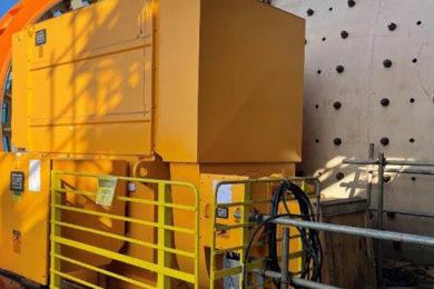 WEG slip ring motors to drive milling operations at Vale Verde copper mine