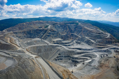 Copper Mountain Mining to commission trolley truck trial in late 2021