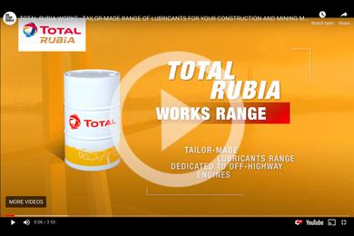 VIDEO: Total Rubia Works Range