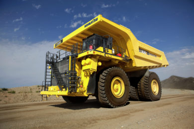 """Komatsu outlines its """"power agnostic"""" strategy for the future of mining trucks"""