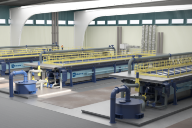 New cost-competitive AFP2525 FLSmidth large-scale filter press delivers 93% availability & 95% water recovery