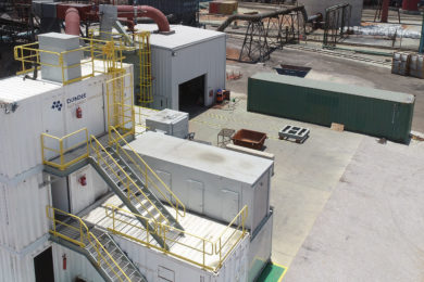 Dundee Sustainable Technologies signs framework agreement with Hatch for GlassLock arsenic stabilisation tech