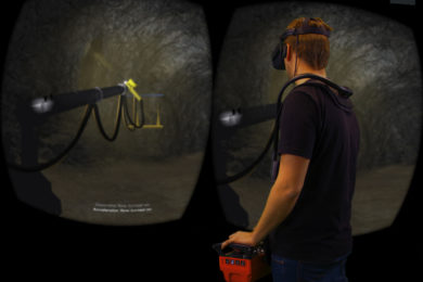 Mining virtual reality company Edvirt acquired by DSI Underground SMART & will become part of Sandvik Mining & Rock Solutions
