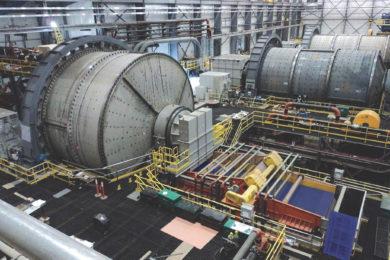 North American copper mine performs textbook refurb of 2,000 t/h Haver & Boecker Niagara XL-Class screen