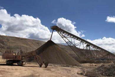Hycroft Mining continues evaluation of novel sulphide heap oxidation/leach process