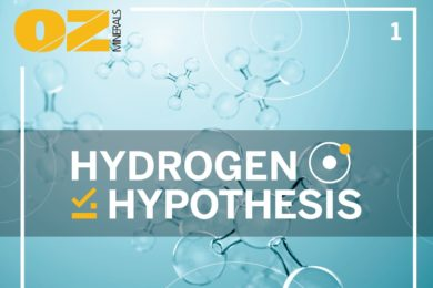 OZ Minerals partners with Unearthed to encourage hydrogen innovations for mining