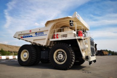 China's XEMC gets to work converting 108 t truck to battery electric for SPIC's Huolinhe mine