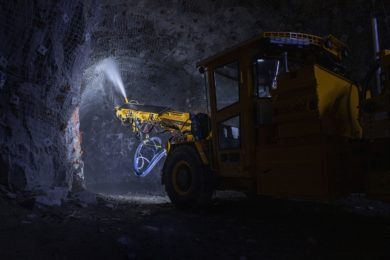 MacLean reinforces shotcrete ops with new EV sprayer, transmixer