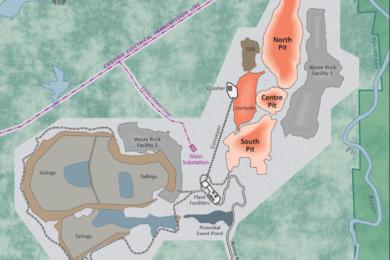 Gen Mining reports positive FS for Marathon palladium-copper project including use of Woodgrove Direct Flotation Reactors