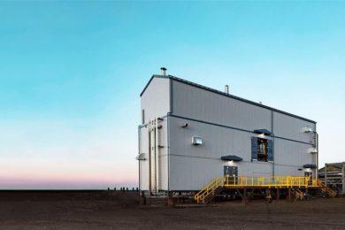 Suncor backs Svante and its carbon dioxide capture technology