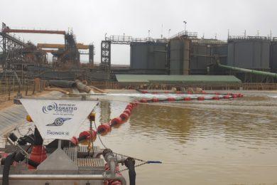 Tronox boosts mineral sands dredging process with help of IPR-supplied SlurrySucker