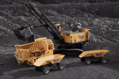 Teck seeks to apply the art of intelligence in mining