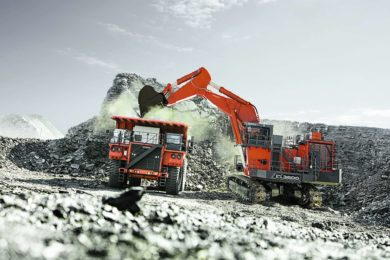 Big boost for Hitachi Mining in Europe as Terrafame buys seven new trucks & two new shovels for Sotkamo nickel operation fleet update