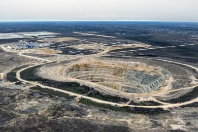 Golder appointed as prime contractor to oversee the closure of De Beers' Victor diamond mine in Ontario